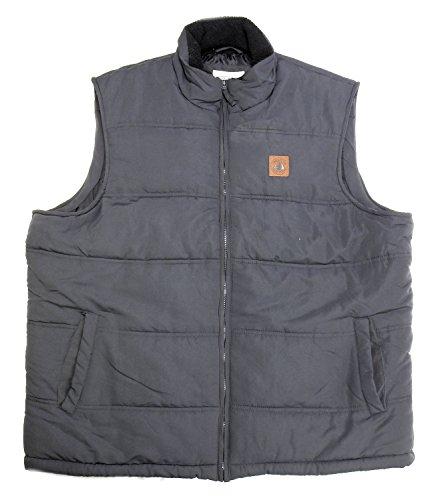 Quilted Microfiber Vest - 5