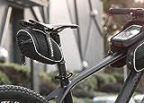 ROCKBROS Bike Seat Bag Waterproof, Bicycle Saddle