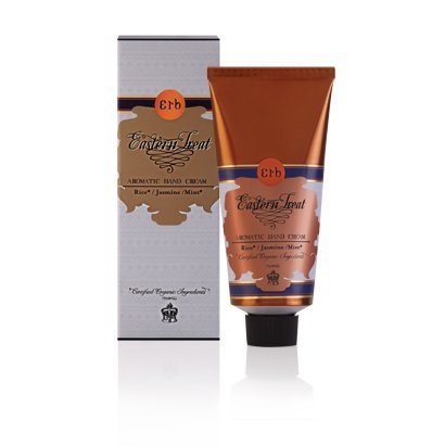 ERB Eastern Treat Aromatic Hand Cream 75 g. (2 Pack) by ERB