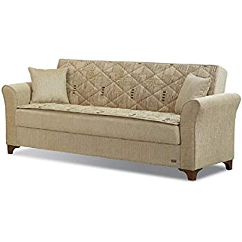 Amazon.com: Empire Muebles EE. UU. Texas Convertible sofá ...