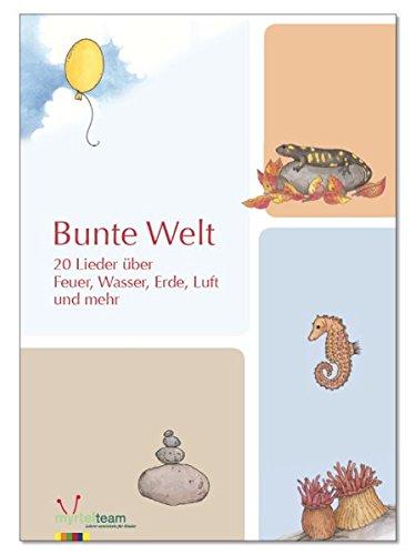 Liederbuch Bunte Welt