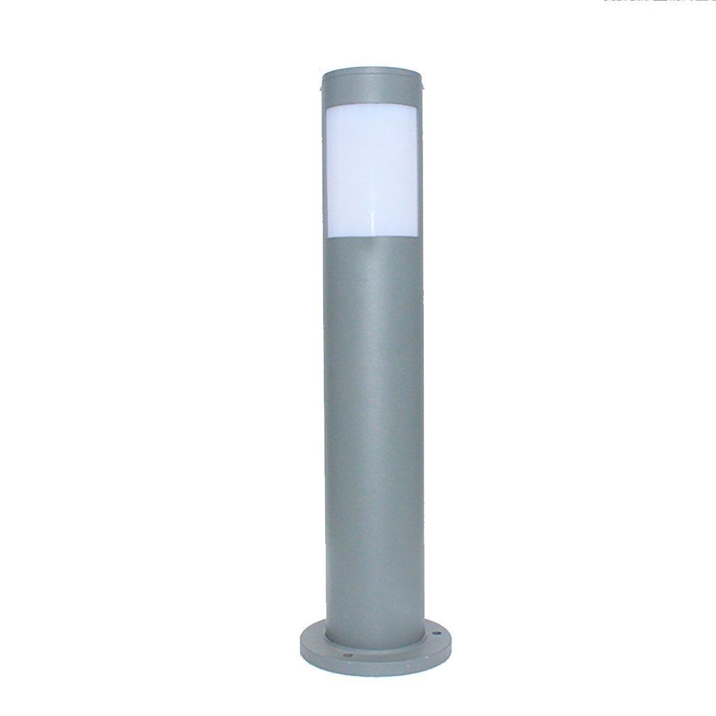 屋外芝生のライト防水ガーデンライト街灯公園の風景ライトフロアライト (色 : A) B07DSQ76H2 A