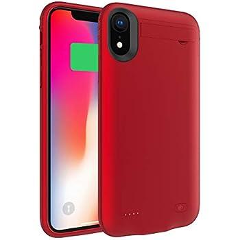 Amazon.com: Compatible iPhone Xr Battery Case, 5200mAh
