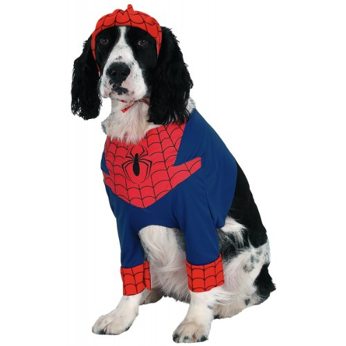 Spider-Man Pet Pet Pet Costume - Medium