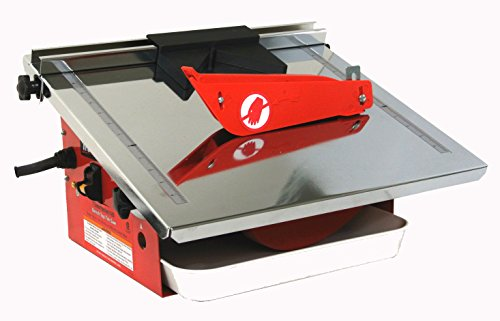 Saws Ceramic Tile (TruePower 01-0856 Bench Top Wet Cutting Tile/Marble Saw/Cutting Machine with Blade, 7-Inch)