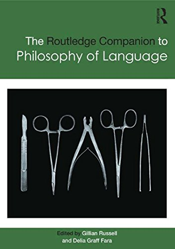 Routledge Companion to Philosophy of Language (Routledge Philosophy Companions) by imusti