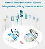 Portable Deep UV Toothbrush Sanitizer Ultraviolet