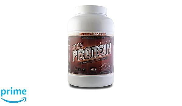 SOTYA - SOTYA Proteína Soja 100% Fresa 1.800 kg: Amazon.es: Salud y cuidado personal