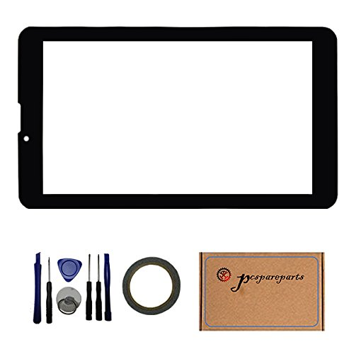 Replacement Touch Screen Digitizer Glass Panel for MAXWEST Nitro Phablet 7 Phone Tablet PC (Phablet Screen Replacement)