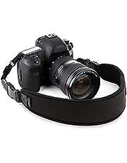 Camera Neck Strap JJC DSLR Neck Shoulder Belt Strap for Canon T7 T6 T5 7D 6D 5D T8i T7i T6s T6i T5i SL3 SL2 80D 77D Nikon D3500 D3400 D5600 D5500 D7500 D750 D780 D850 D810 D500 D5 Sony A99II etc