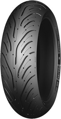 (Michelin Pilot Road 4 Touring Radial Tire - 190/50R17 73W)