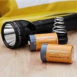 AmazonBasics D Cell 1.5 Volt Everyday Alkaline