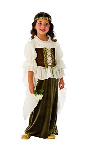 Rubie's Woodland Girl Child's Costume, Small ()