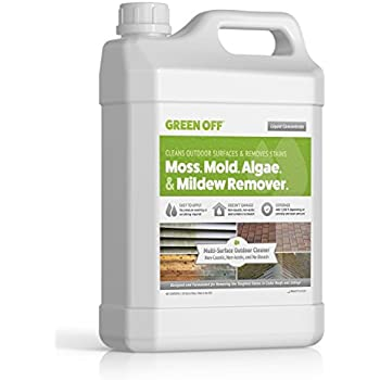 Amazon Com Green Off Moss Mold Mildew Algae Remover