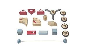 Tegu Skyhook Magnetic Wooden Block Set