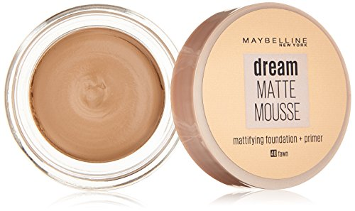 (Maybelline Dream Matte Mousse Foundation 040)