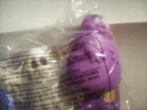 Halloween Grimace Happy Meal Toy by McDonald's by McDonald's]()