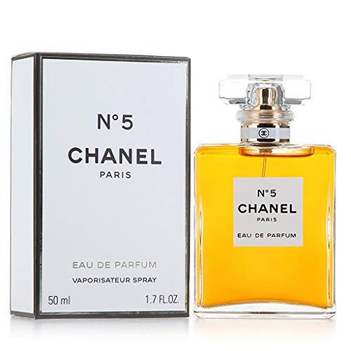 Chanel No.5 For Women Eau de Parfum Spray 3.4 oz.