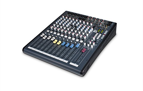 Allen & Heath XB2-14 2 Compact Radio Broadcast Mixer by Allen & Heath