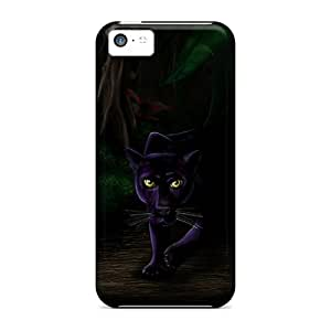 meilz aiaiZaf3906BJsp ElenaHarper Black Panther Feeling iphone 5/5s On Your Style Birthday Gift Covers Casesmeilz aiai
