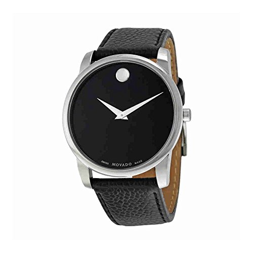 Movado Mens Museum Classic Analog Business Quartz Watch (Imported) 0607012 by Movado (Image #1)