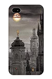 Jersey City Extreme Impact Protector Jgrioq-2741-kvksitv Case Cover For Iphone 4/4s/nice Design