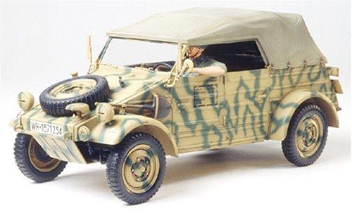 Tamiya 1/16 Big tank series Kubelwagen Type 82 (European front)