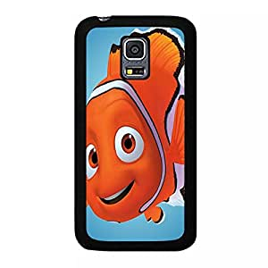 Cute Smiling Finding Nemo Phone Case Skin for Samsung Galaxy S5 Mini