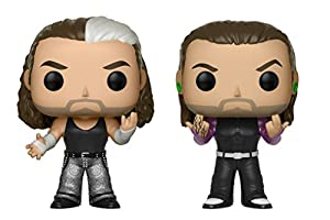 Funko Pop Wwe-Hardy Boyz 2-Pack Collectible Figure, Multicolor