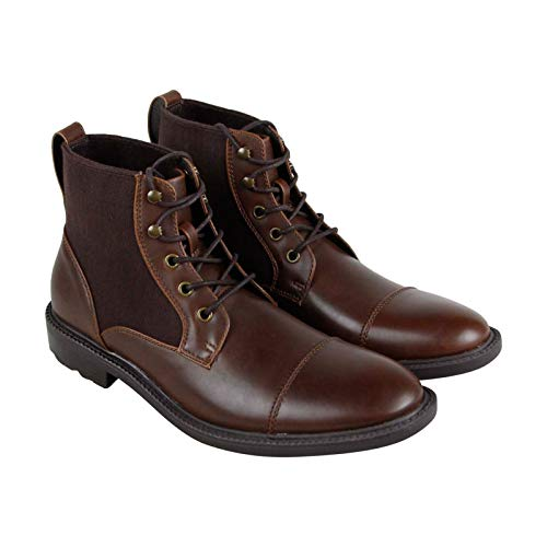 Unlisted by Kenneth Cole Men's ROLL B Fashion Boot, Brown, 10.5 M US