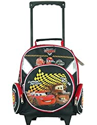 Disney Pixar Cars Toddler 12 Rolling Backpack