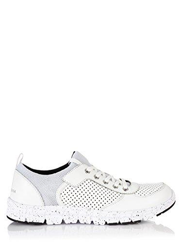 DOLCE uomo amp;GABBANA men Grigio D Bianco amp;G scarpa bianca sneaker B0454 shoes wZO7qxBOT