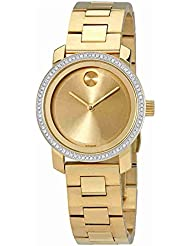 Movado Womens Bold - 3600440 Yellow Gold One Size