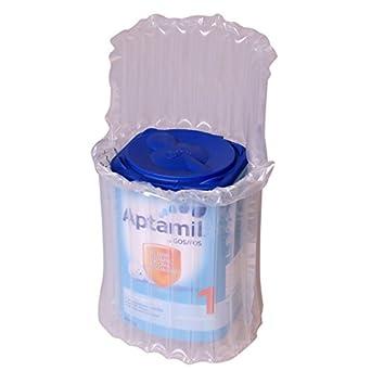logei® 100 piezas grande inflable bolsas inflables de embalaje rollo protector burbuja wrap columna de aire antichoque alimentos para bebés leche de ...