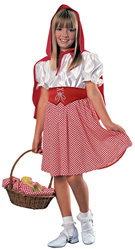 Tween Little Red Riding Hood Halloween Costume (Rubies Child's Red Riding Hood Costume,)