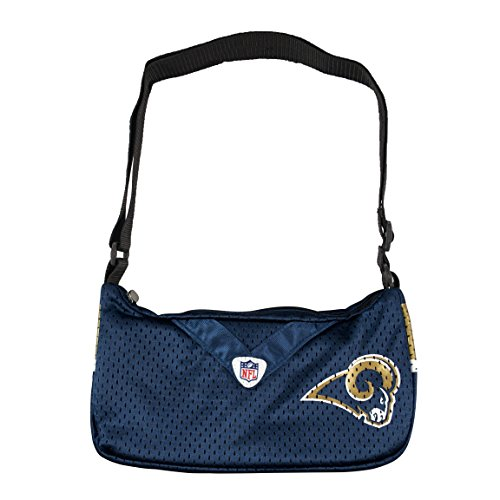 Womens Nfl Fashion Jersey - NFL St. Louis Rams Jersey Team Purse