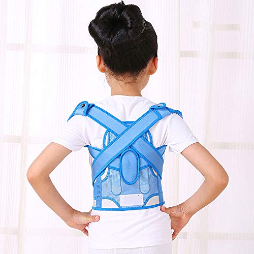 MLX Anti-Humpback Correction Belt, Child Student Spine Correction to Correct Hunchback Sitting Back Straight Back Anti-Humpback Correction Belt (Size : L (Waistline:69-79cm)) by MLXBBJ (Image #6)
