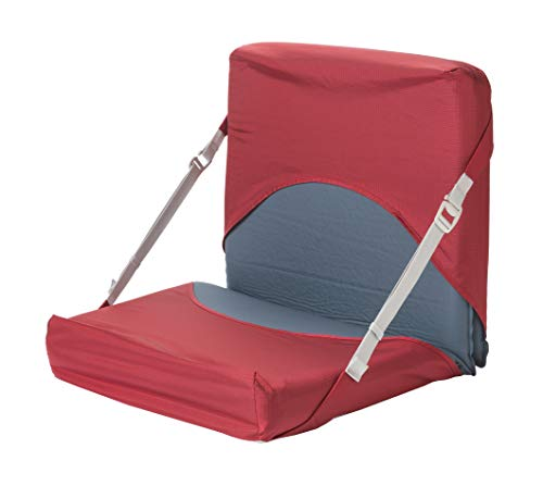 Big Agnes Big Easy Chair Kit (Red, 20- Inch) ()