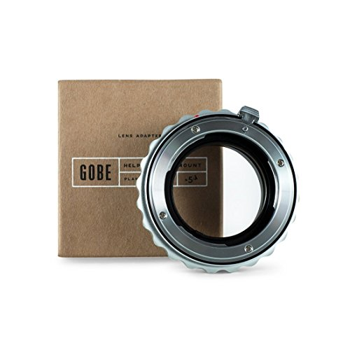 Gobe Lens Adapter: Compatible with Nikon F-Mount (G-Type) Lens and Sony E-Mount Camera Body