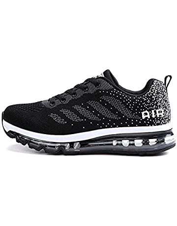 3fa771052dbe Axcone Homme Femme Air Running Baskets Chaussures Outdoor Running Gym  Fitness Sport Sneakers Style Multicolore Respirante