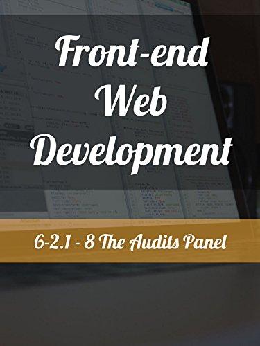 6-2.1 - 8. The Audits Panel (Performance Technologies Jobs)