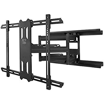 Amazon Com Kanto Full Motion Flat Panel Tv Mount Black