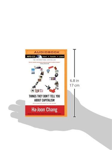 23 Things They Dont Tell You about Capitalism: Amazon.es: Chang, Ha-Joon, Barrett, Joe: Libros en idiomas extranjeros