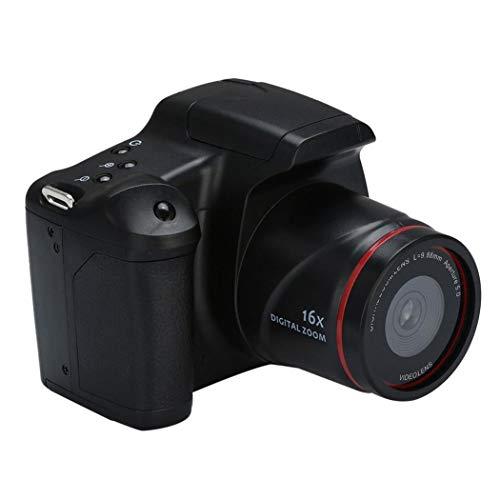 Cámara Digital HD SLR Cámara Teleobjetivo con Interfaz AV con Zoom ...