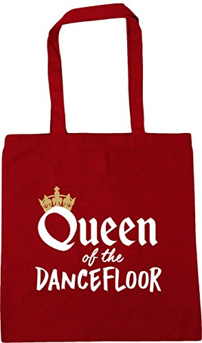 Beach 10 Gym 42cm Dancefloor Queen the x38cm Tote Red Classic Bag of HippoWarehouse litres Shopping xnq0BFUPw