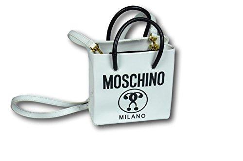 Moschino - borsa a spalla couture