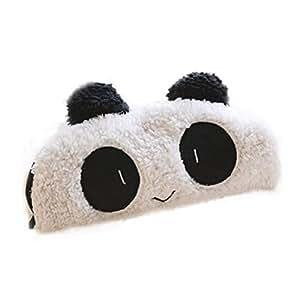 Oyedens Estuches School Girl Estuches Escolar Estuches Bolis Panda Linda Felpa Suave Bolsillo De La Pluma Del Maquillaje CosméTico Del Bolso De La Cremallera De La Bolsa