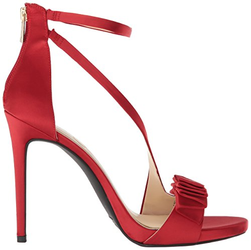 countdown package cheap online Jessica Simpson Women's Remyia Pump Red Mousse free shipping best NYJfdV7m