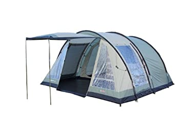 Marechal Oleron 6-Person Family Tunnel Tent  sc 1 st  Amazon UK : family tunnel tents uk - memphite.com