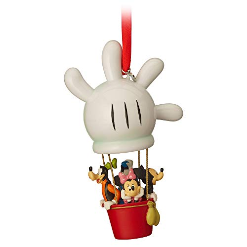 Disney Mickey Mouse and Friends Sketchbook Ornament (Ornaments World Christmas Disney)